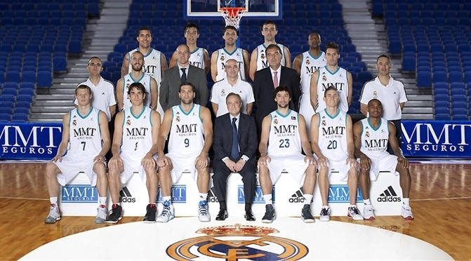 real madrid welcome to euroleague basketball. Black Bedroom Furniture Sets. Home Design Ideas