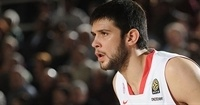 Rising Star Trophy winner: Kostas Papanikolaou, Olympiacos Piraeus