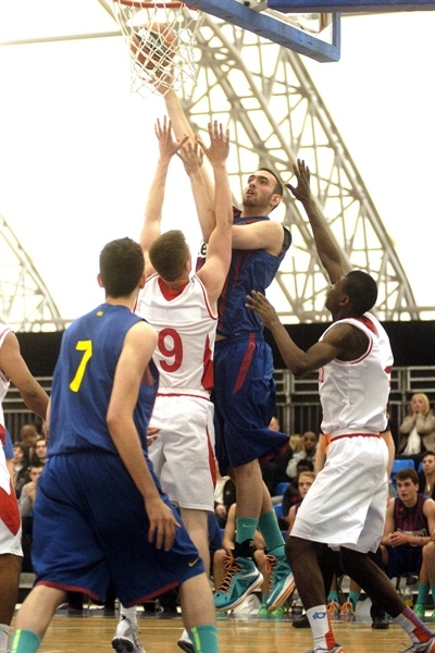 David Martinez - JT Barcelona Regal - NIJT Final Four London 2013