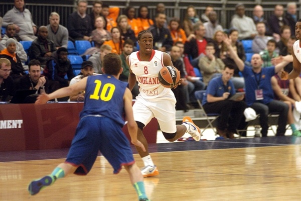 Tyrell Isaacs - JT Team England - NIJT Final Four London 2013