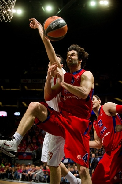 Milos Teodosic - CSKA Moscow - Final Four London 2013