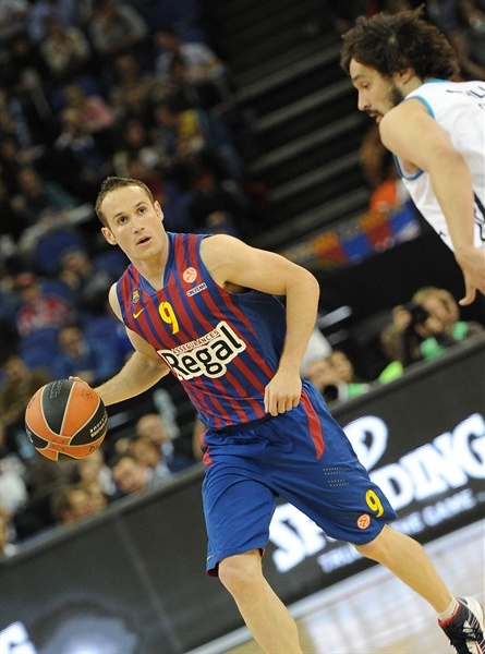 Marcelinho Huertas - FC Barcelona Regal - Final Four London 2013
