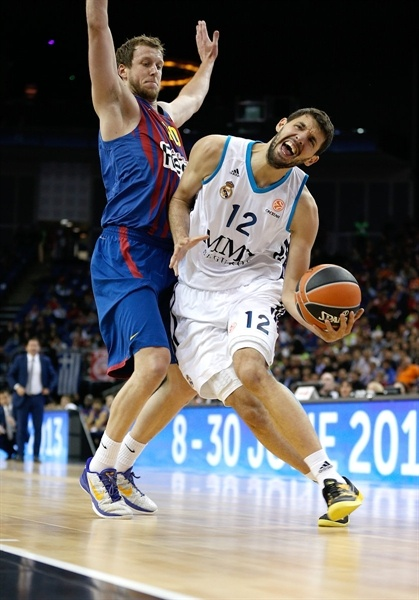 Nikola Mirotic - Real Madrid - Final Four London 2013