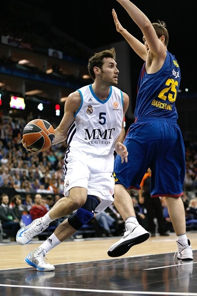 Rudy Fernandez - Real Madrid - Final Four London 2013