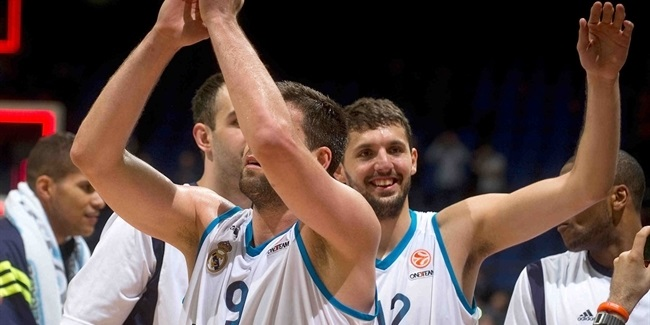 Madrid rallies to take classic, reaches first final since 1995