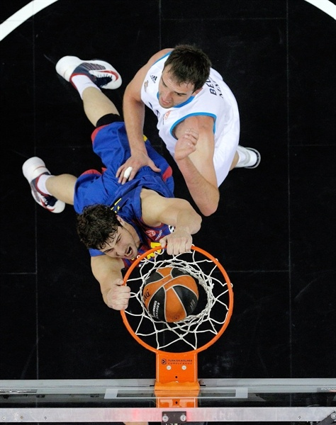 Ante Tomic - FC Barcelona Regal - Final Four London 2013