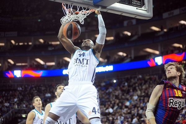 Marcus Slaughter - Real Madrid - Final Four London 2013