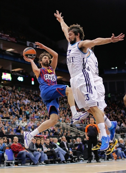 Juan Carlos Navarro - FC Barcelona Regal - Final Four London 2013