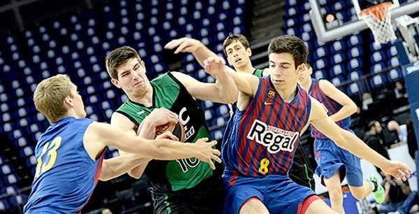 NIJT Final, JT Joventut Badalona vs. JT Barcelona Regal - Final Four London 2013