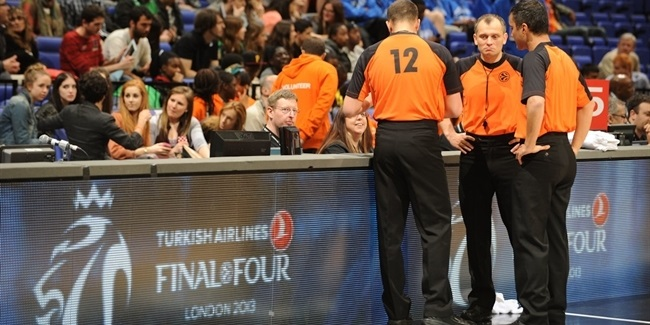 Referees prepare for next season at summer camp in London