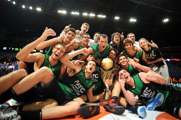 JT Joventut Badalona Champ NIJT London 2013 - Final Four London 2013