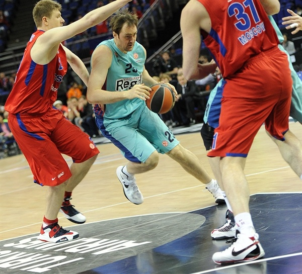 Erazem Lorbek - FC Barcelona Regal - Final Four London 2013