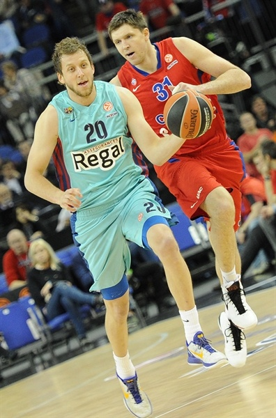 Joe Ingles - FC Barcelona Regal - Final Four London 2013