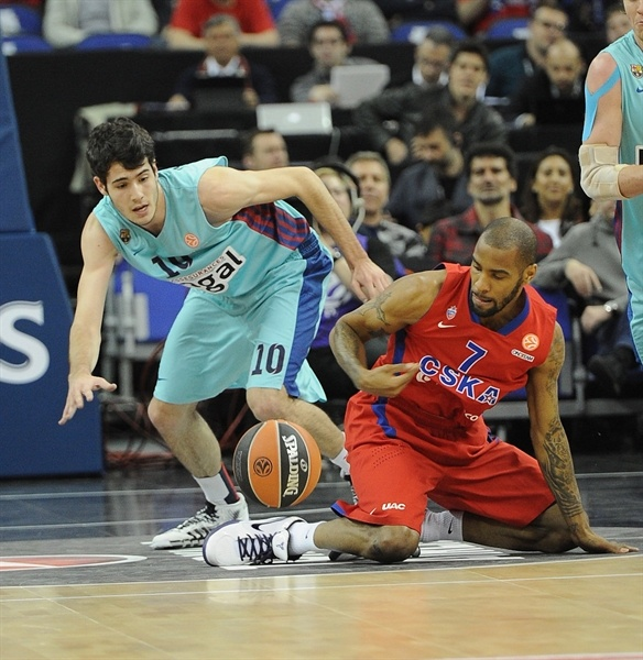 Alejandro Abrines - FC Barcelona Regal - Final Four London 2013