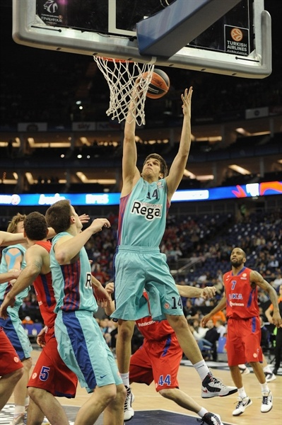 Marko Todorovic - FC Barcelona Regal - Final Four London 2013