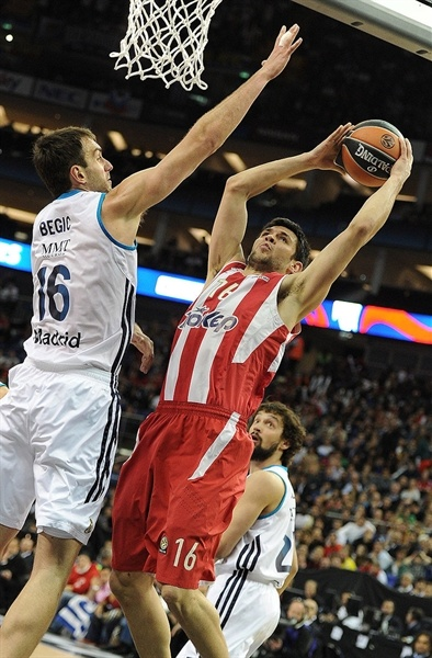 Kostas Papanikolaou - Olympiacos Piraeus - Final Four London 2013