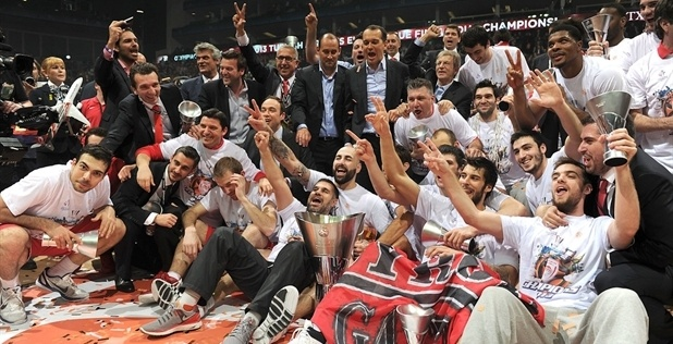 Olympiacos repeats as champion