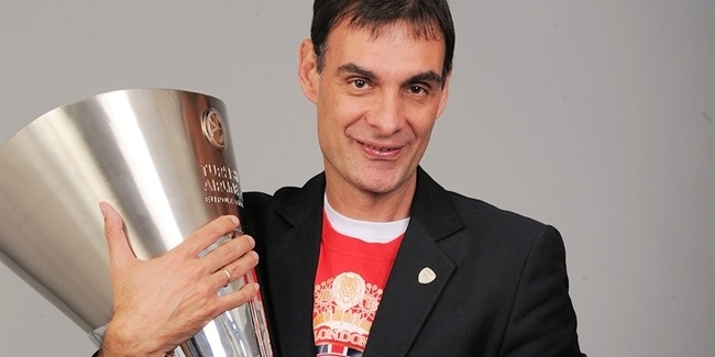 Bartzokas is first Greek coach to win the Euroleague