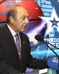 Tuncay Özilhan, President of Anadolu Efes Sports Club