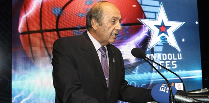 2012-13 Executive of the Year: Tuncay Özilhan, Anadolu Efes