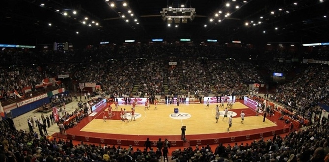 Milan, Italy to host 2014 Turkish Airlines Euroleague Final Four