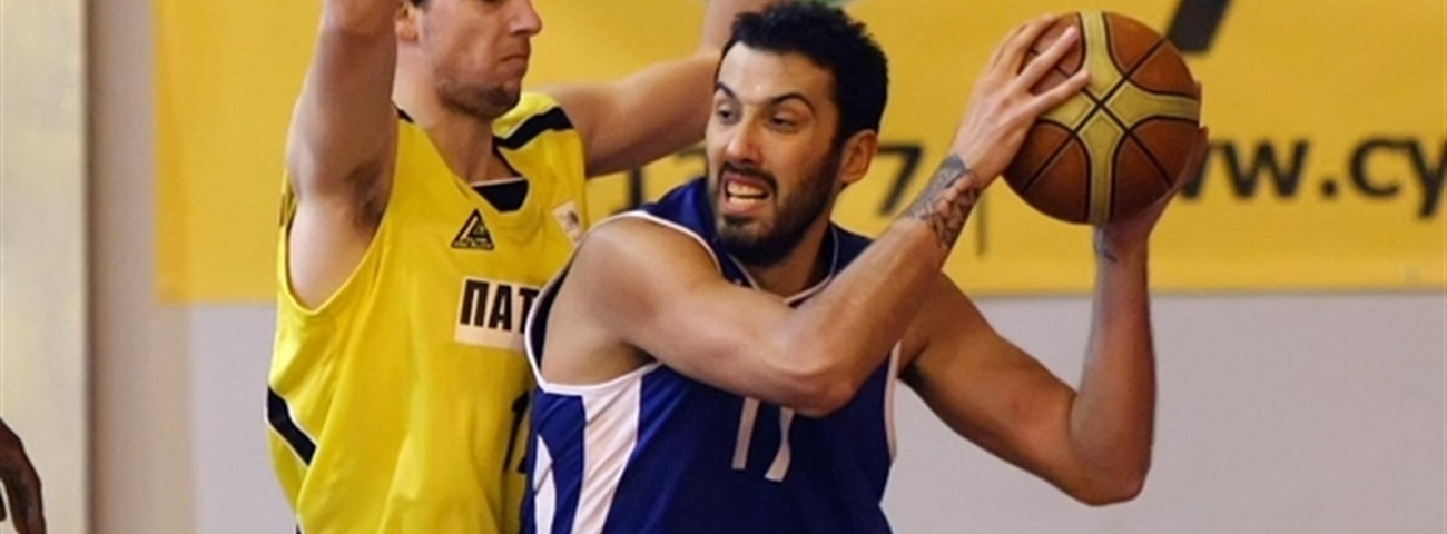 Aris re-signs veteran big man Symtsak