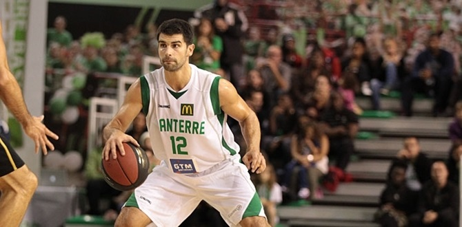 JSF Nanterre loses Lisch for 6 weeks