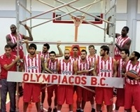 Olympiacos Piraeus Media Day 2013
