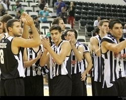 PAOK Thessaloniki celebrates (photo paokbc.gr)