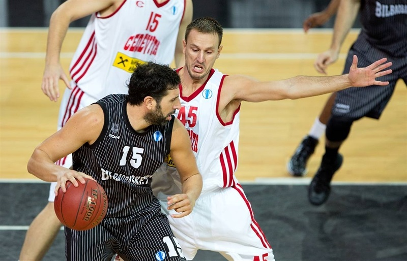 Alex Mumbru - Bilbao Basket EC13 (photo Bilbao Basket)