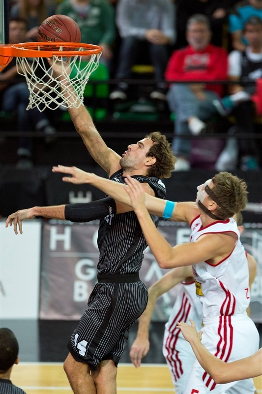 Roger Grimau - Bilbao Basket EC13 (photo Bilbao Basket)