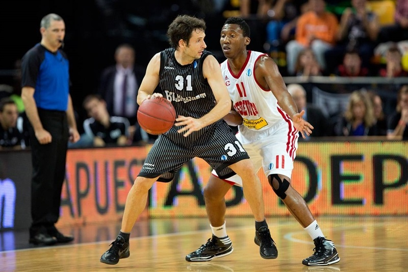 Raul Lopez - Bilbao Basket EC13 (photo Bilbao Basket)