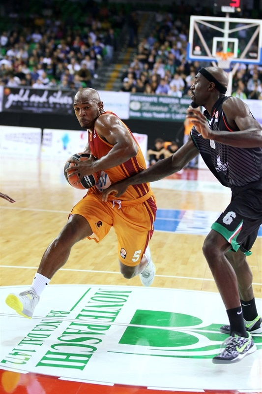 Jamont Gordon - Galatasaray Liv Hospital - EB13