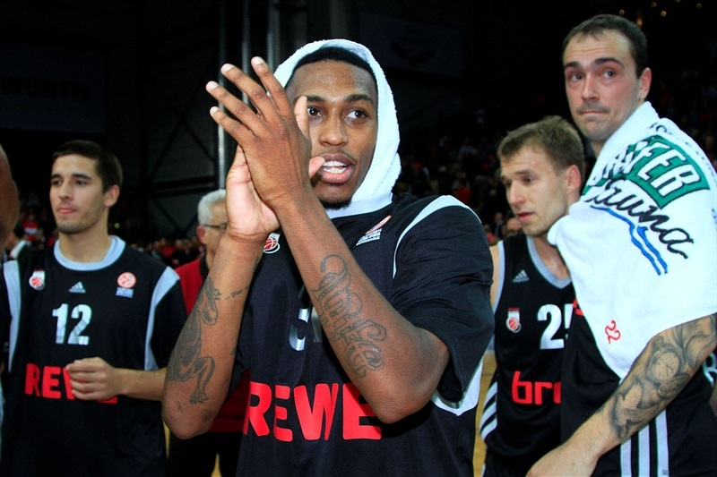 Jamar Smith - Brose Baskets - EB13
