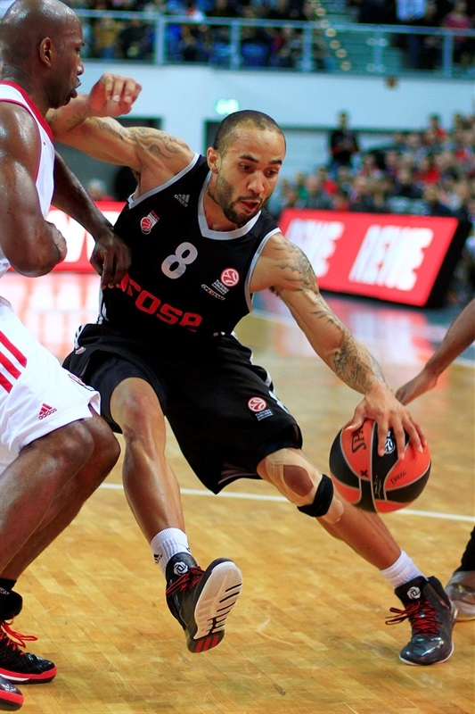 Zach Wright - Brose Baskets - EB13