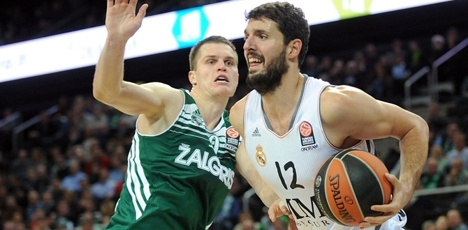 bwin MVP for October: Nikola Mirotic, Real Madrid