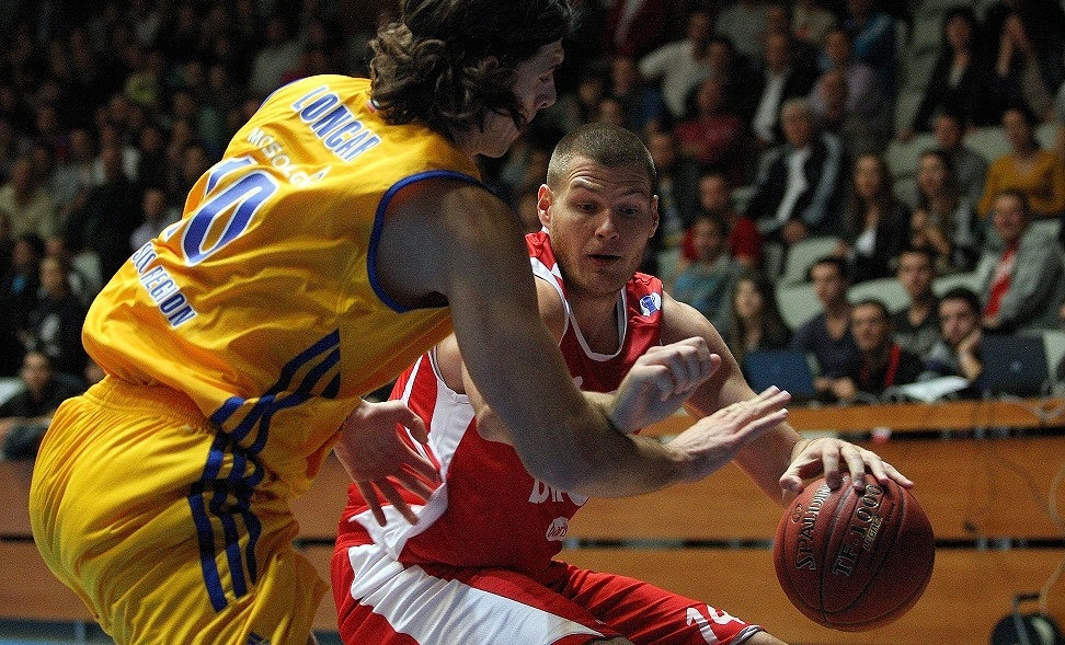 Tencho Banev - Lukoil Academic Sofia - EC13 (photo Lukoil Academic)