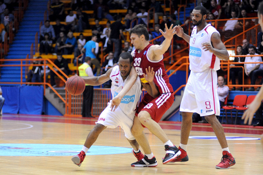 Demond Mallet - Belgacom Spirou - EC13 (photo Cedevita)