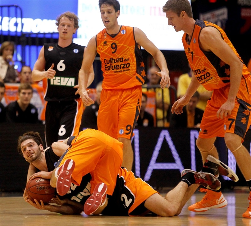 Keaton Nankivil - Ratiopharm Ulm - EC13 (photo Valencia Basket)
