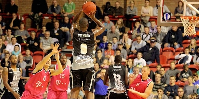Limoges reenforces with veteran Diawara