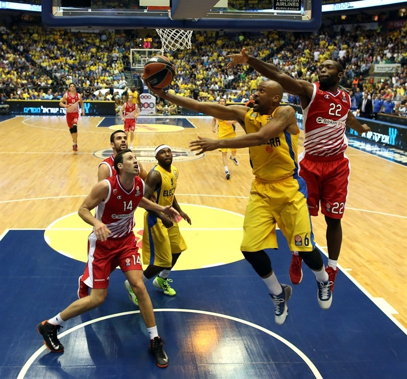 Devin Smith - Maccabi Electra - EB13