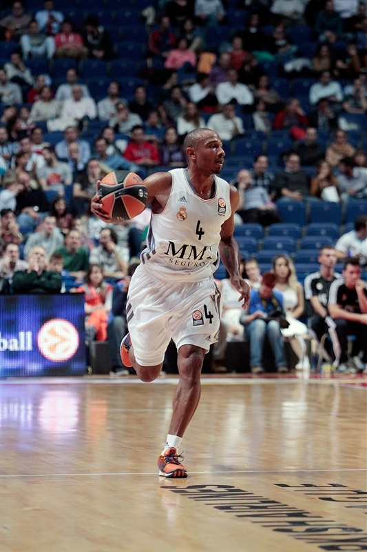 Dontaye Draper - Real Madrid - EB13