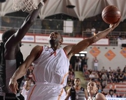 Quinton Hosley - Virtus Rome - EC13 (photo Virtus Rome)