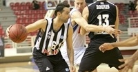 PAOK extends veterans Dedas and Charalampidis
