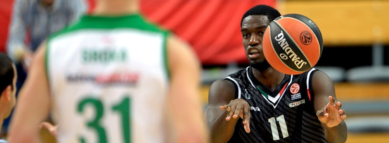 Karsiyaka adds three-point marksman Carter