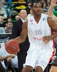 Jordan Aboudou - Elan Chalon - EC13 (photo Bilbao Basket)