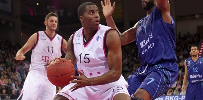 Alba Berlin inks power forward McLean