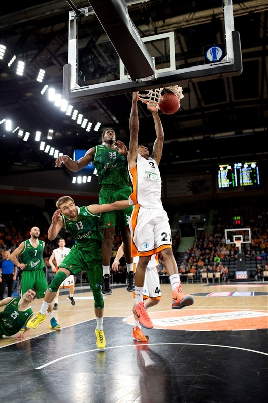Will Clyburn - Ratiopharm Ulm - EC13 (photo Ratiopharm Ulm)