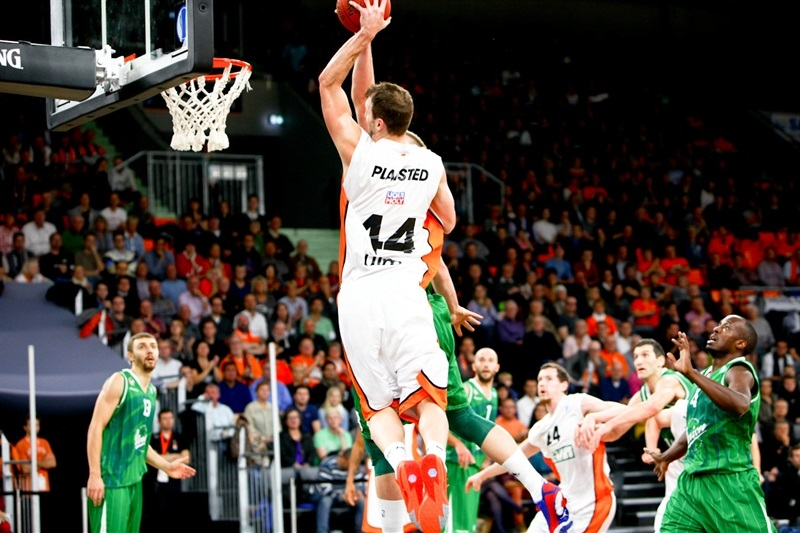 Trent Plaisted - Ratiopharm Ulm - EC13 (photo Ratiopharm Ulm)