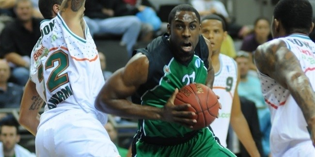 Maccabi FOX bolsters frontline with Ofoegbu